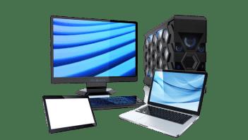 Ремонт ноутбуков, мобильных устройств